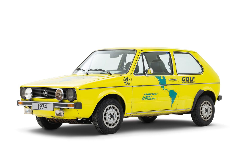 "1974 Volkswagen Golf I ""Alaska-Tierra del Fuego"""