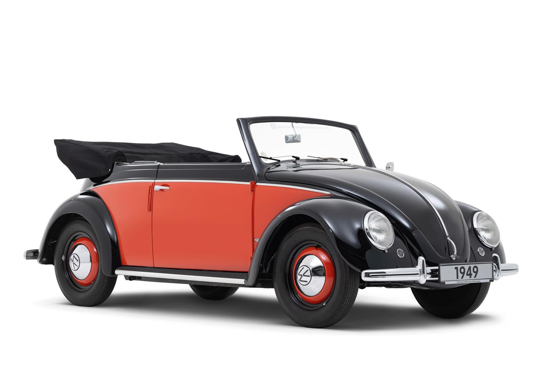 1949 Volkswagen 1100 Karmann Cabriolet