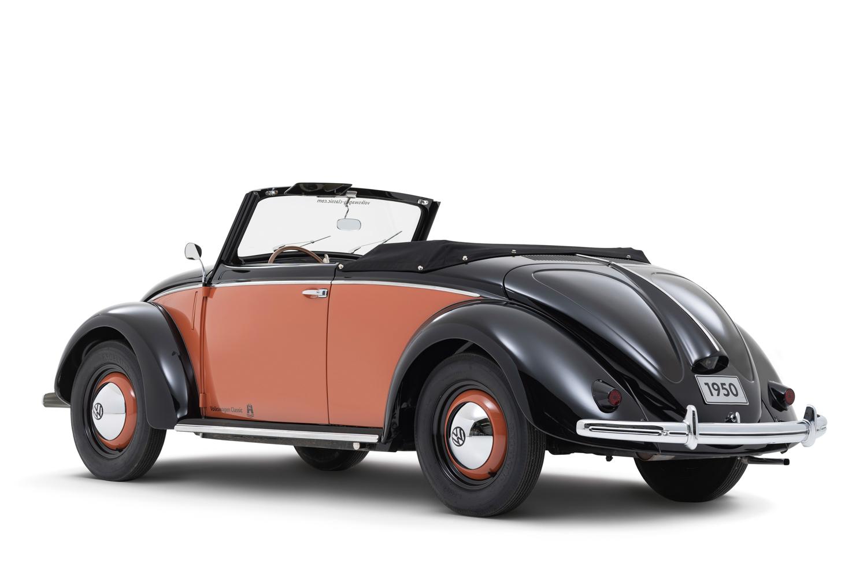 1950 Volkswagen 11100 Hebmüller Cabriolet