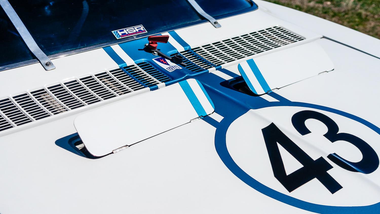 1966 Chevrolet Corvair Yenko Stinger scoops