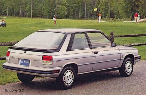Renault Encore GS