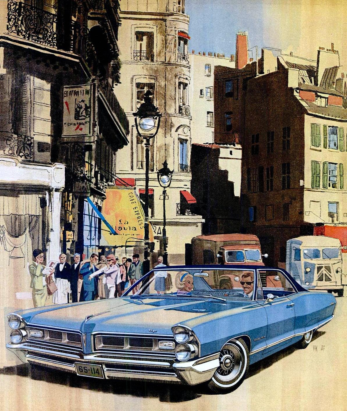 1965 Grand Prix - Rive Gauche