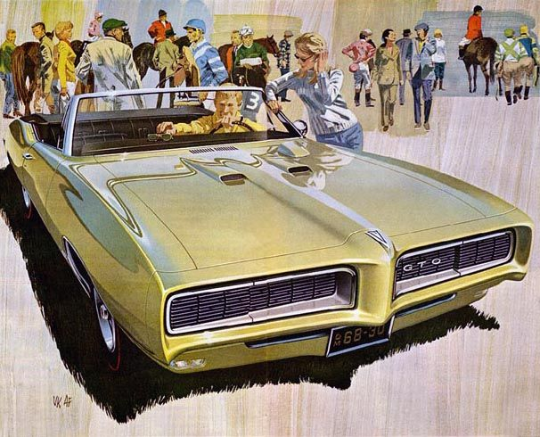 1968 GTO - Horsepower II