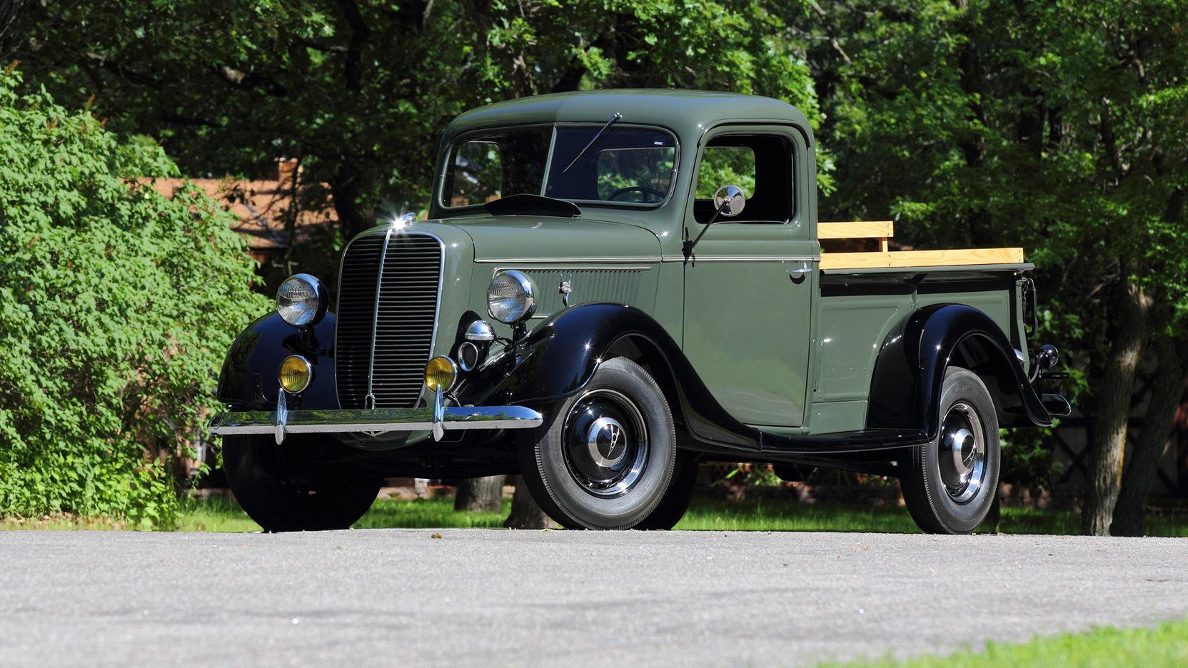 1937 Ford Model 73 1/2 Ton Pickup