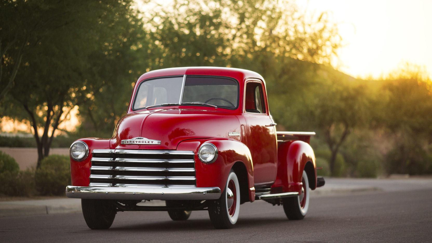 1948 Chevrolet Series 3100