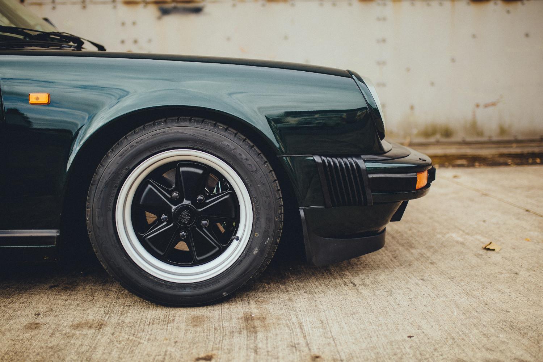 1981 Porsche 911 wheels