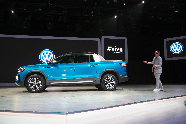 Volkswagen Tarok concept reveal