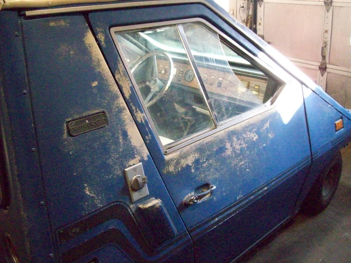 1980 Comuta-Car door