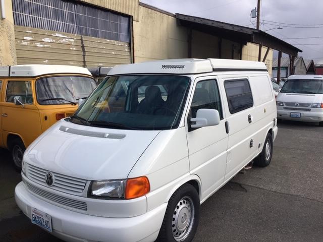 Peace Vans inventory