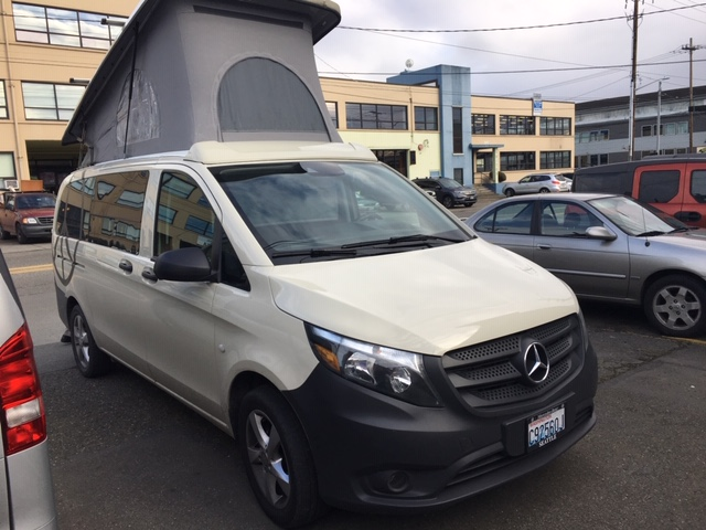 Mercedes-Benz Peace Van