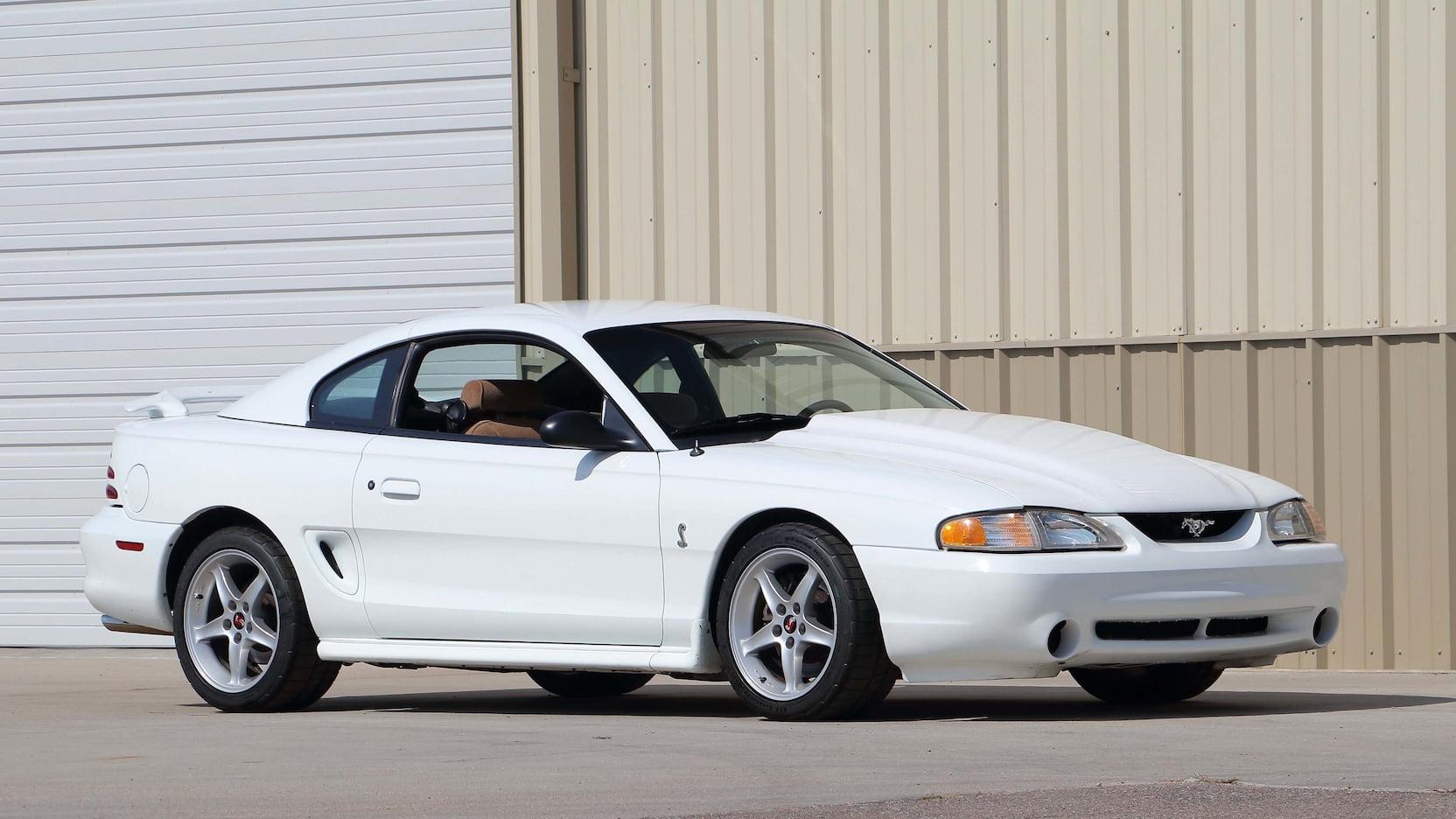 1995 Ford Mustang SVT Cobra R