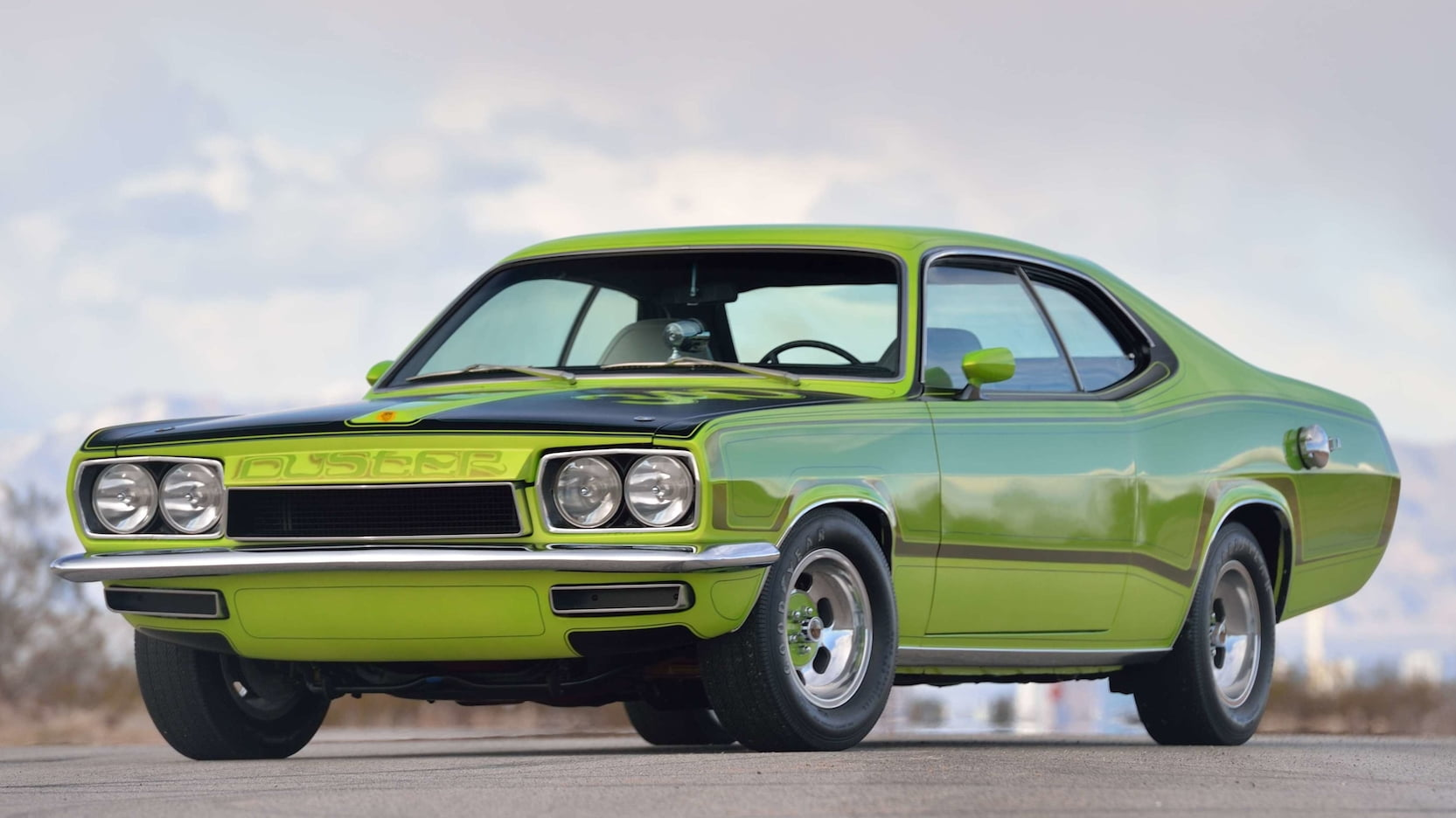 1970 Plymouth Duster Rapid Transit