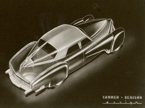 courtesy Alex Tremulis Archives aircraft design