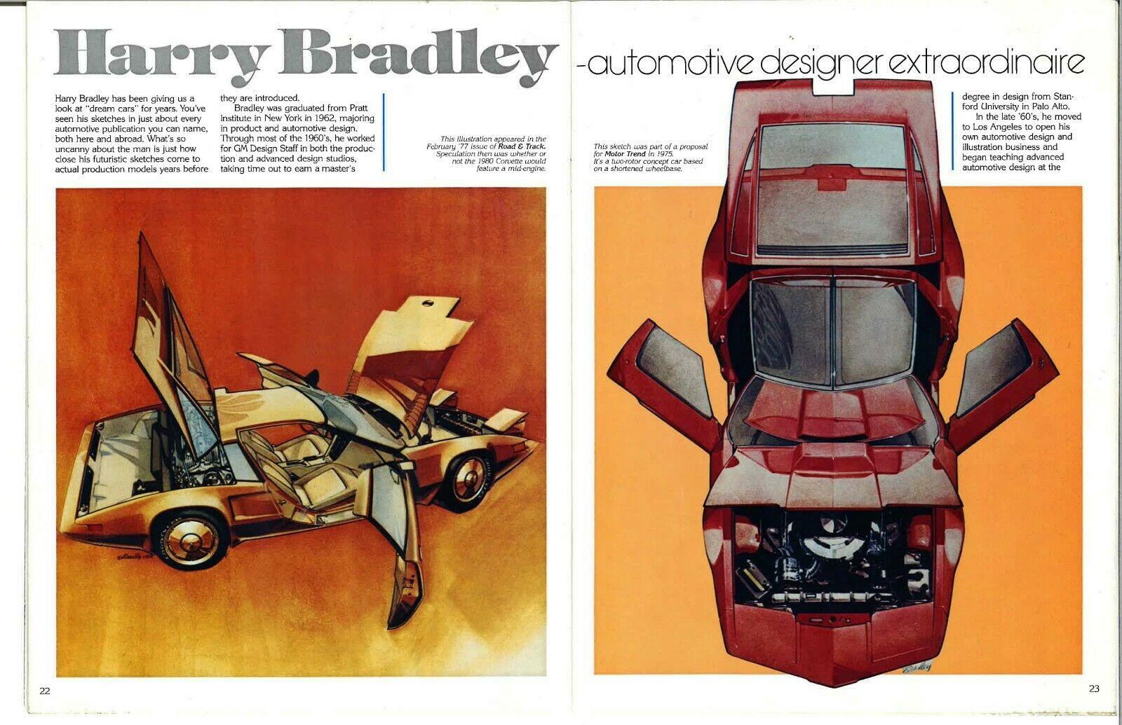 Corvette magazine custom corvettes