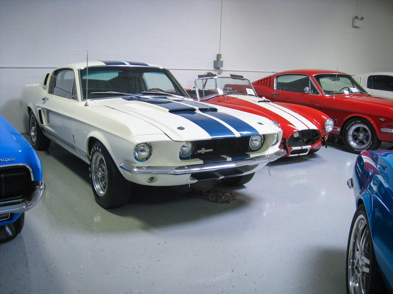 Mustang gt500 1967
