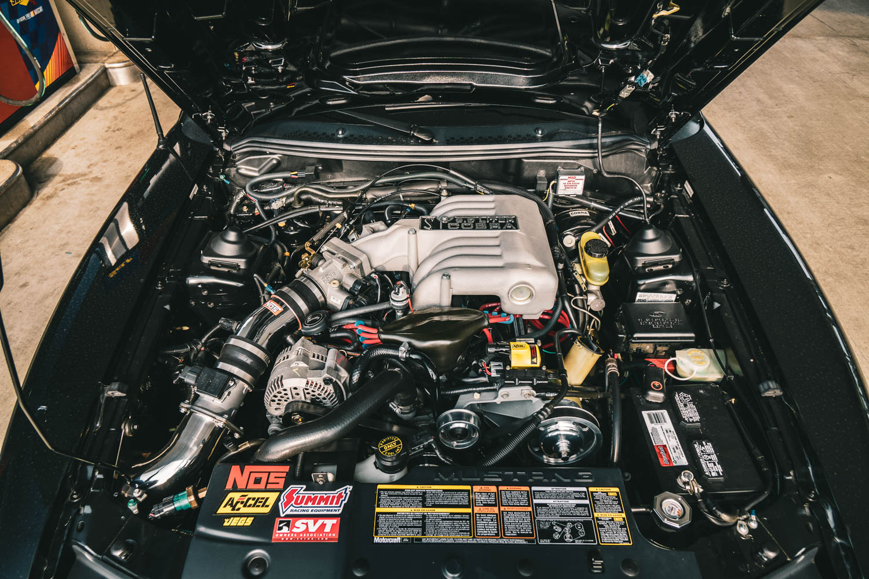 1994 Mustang Cobra engine