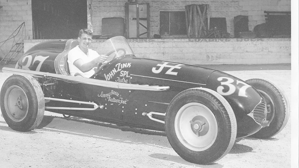 1952 Kurtis Kraft 4000 Indy Car historic photo
