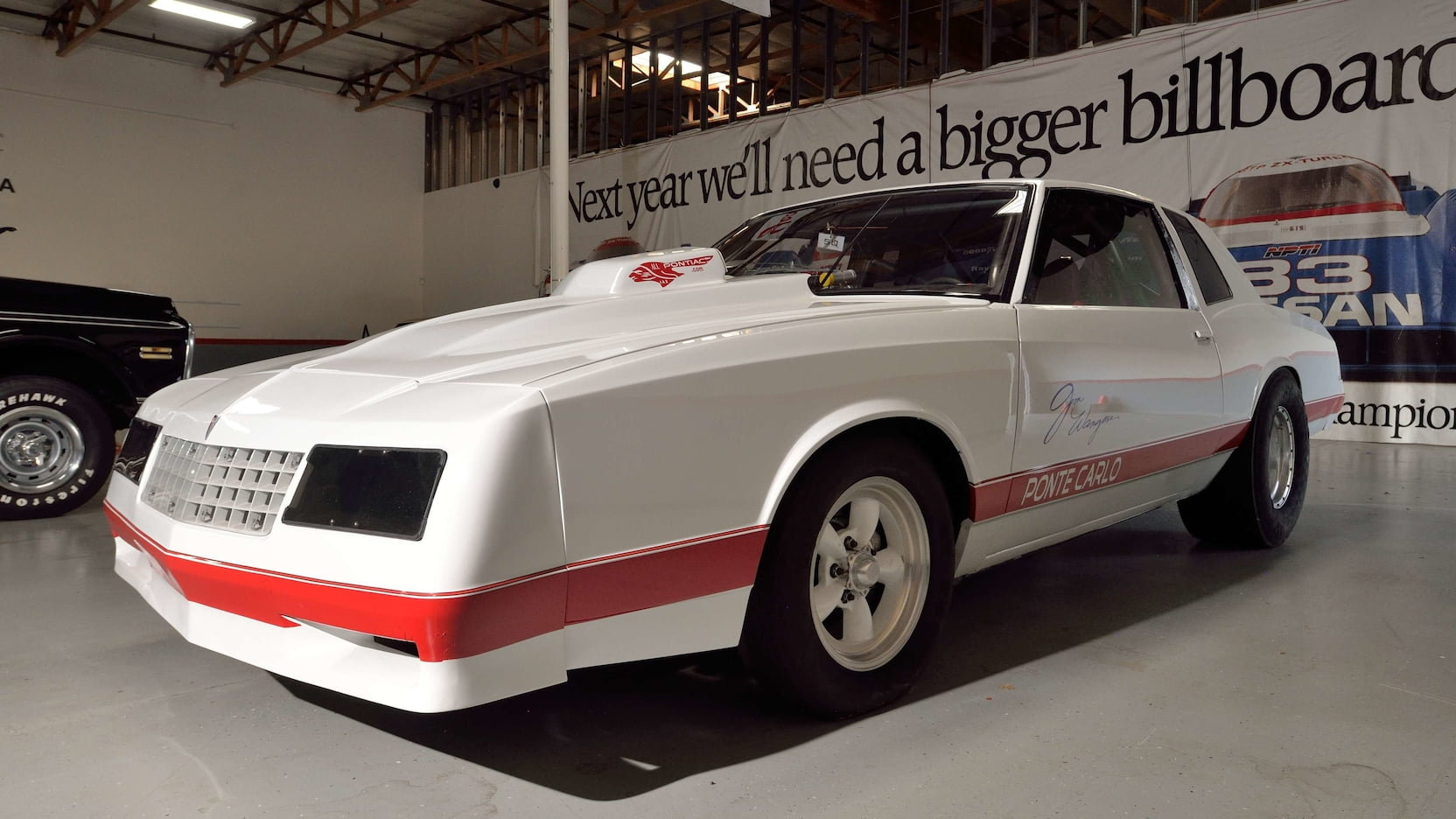 "1987 Chevrolet Monte Carlo ""Ponte Carlo"""