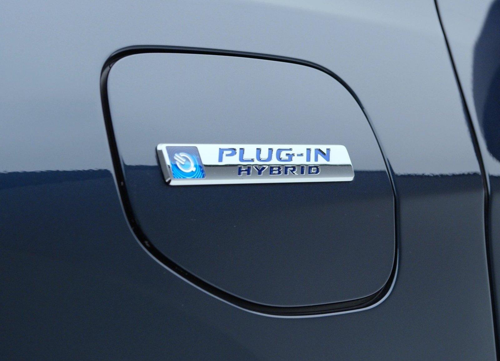 2018 Honda Clarity Plug In Hybrid badge