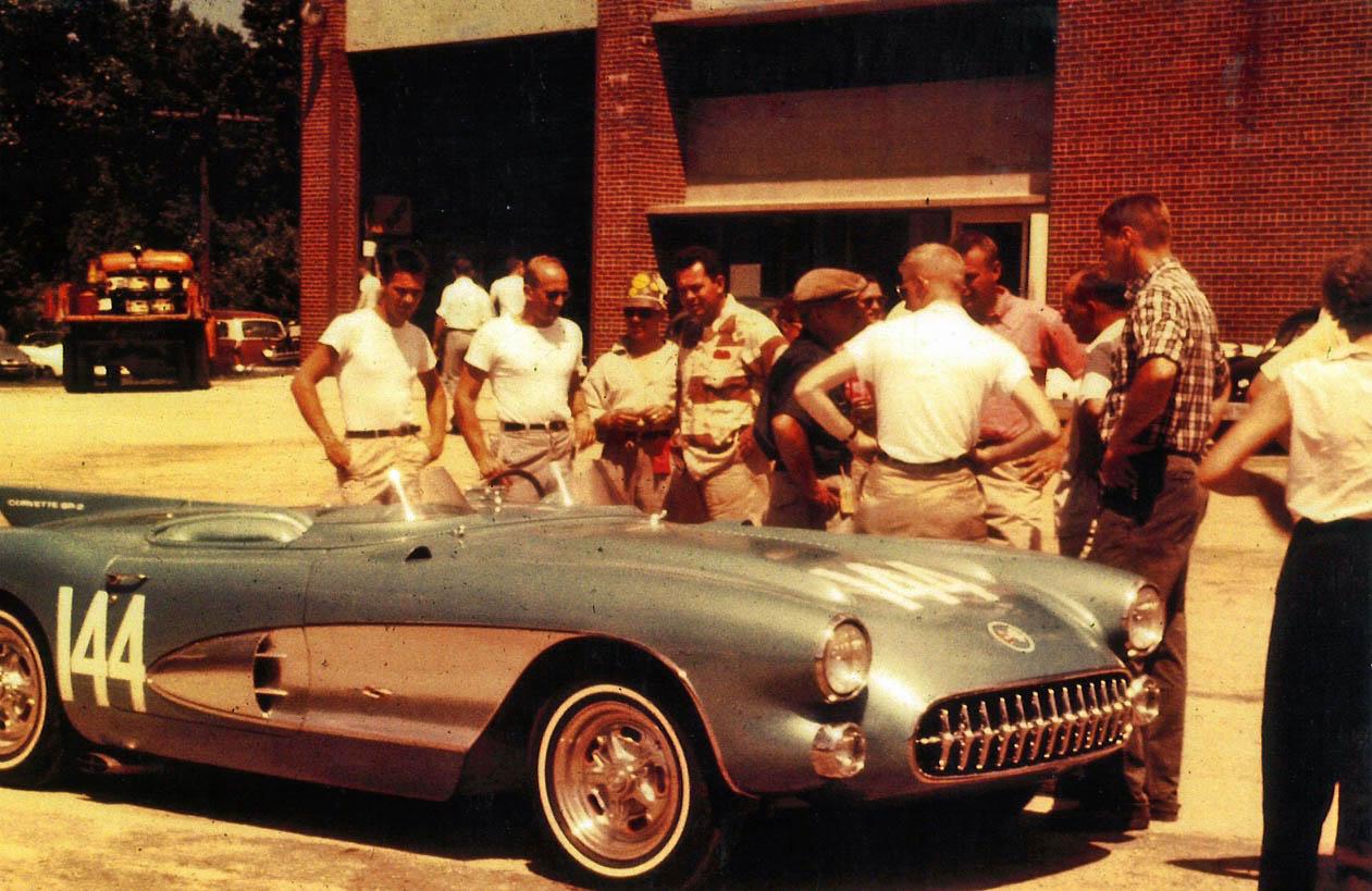 1956 SR-2 meeting