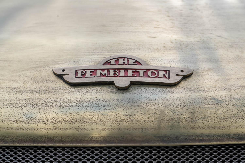 Pembleton V-Sport badge