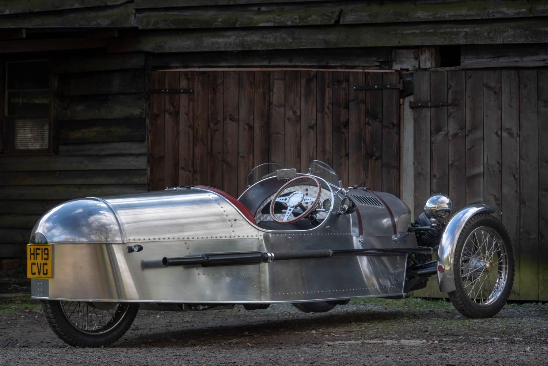 Pembleton V-Sport rear 3/4