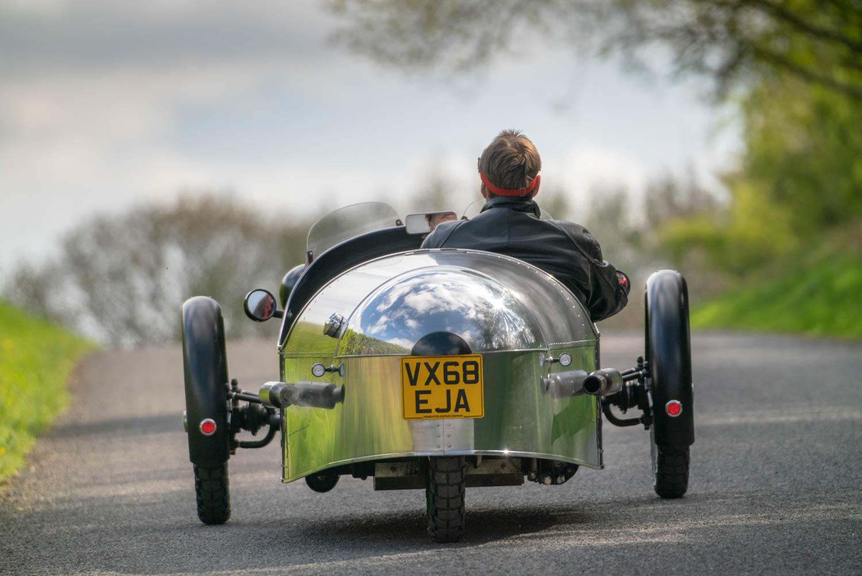 Pembleton V-Sport rear