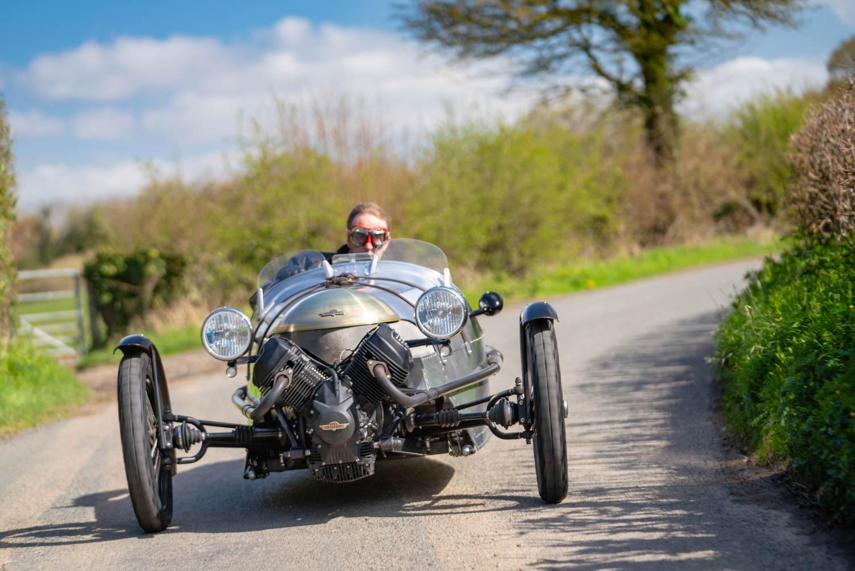 Pembleton V-Sport front driving