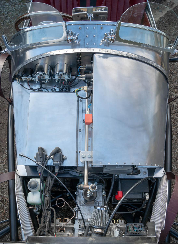 Pembleton V-Sport engine bay