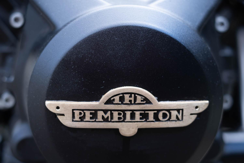 Pembleton V-Sport bagde