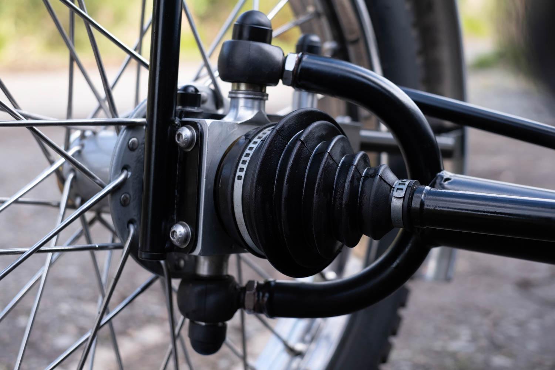 Pembleton V-Sport wheel detail