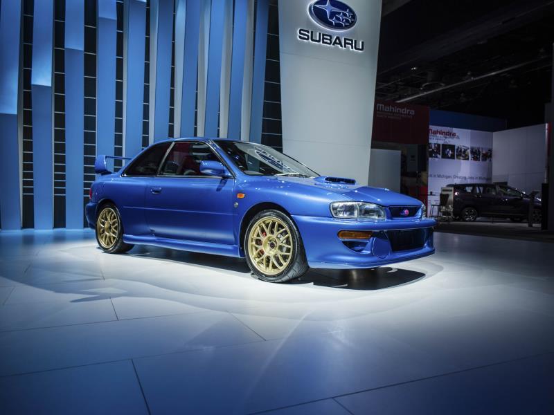 1998 Subaru 22B