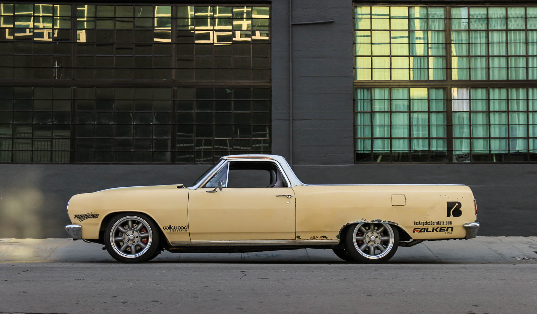 1965 Chevrolet EL Camino profile