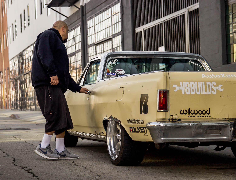 Arlo Karikomi's 1965 Chevrolet EL Camino