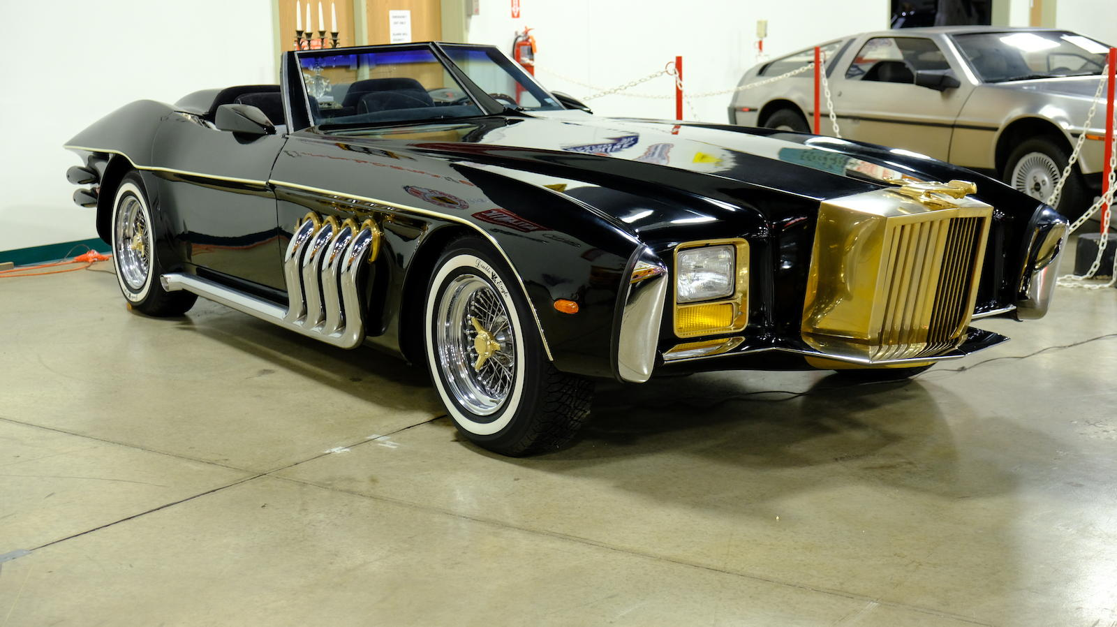 """1982 George Barris """"Barrister"""" front 3/4"""