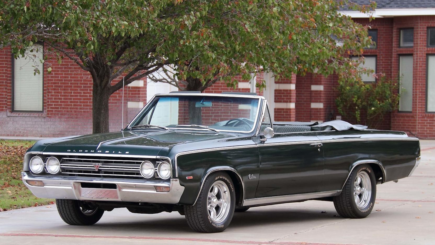 1964 Oldsmobile 4-4-2