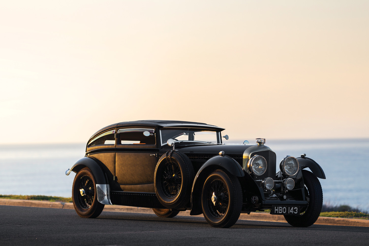 "1953 Bentley ""Blue Train"" Recreation"