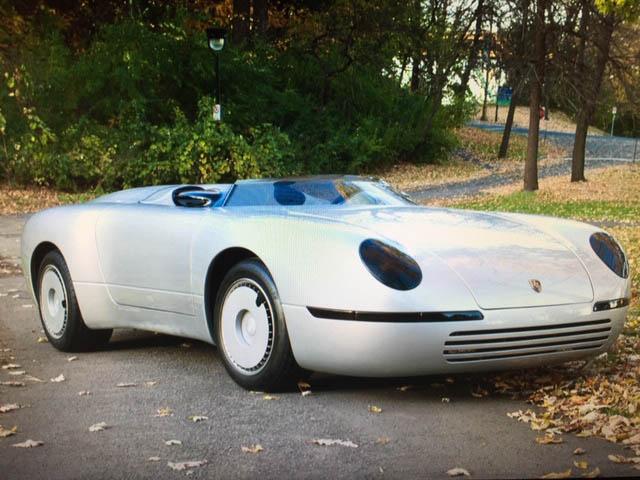 Porsche Spexter