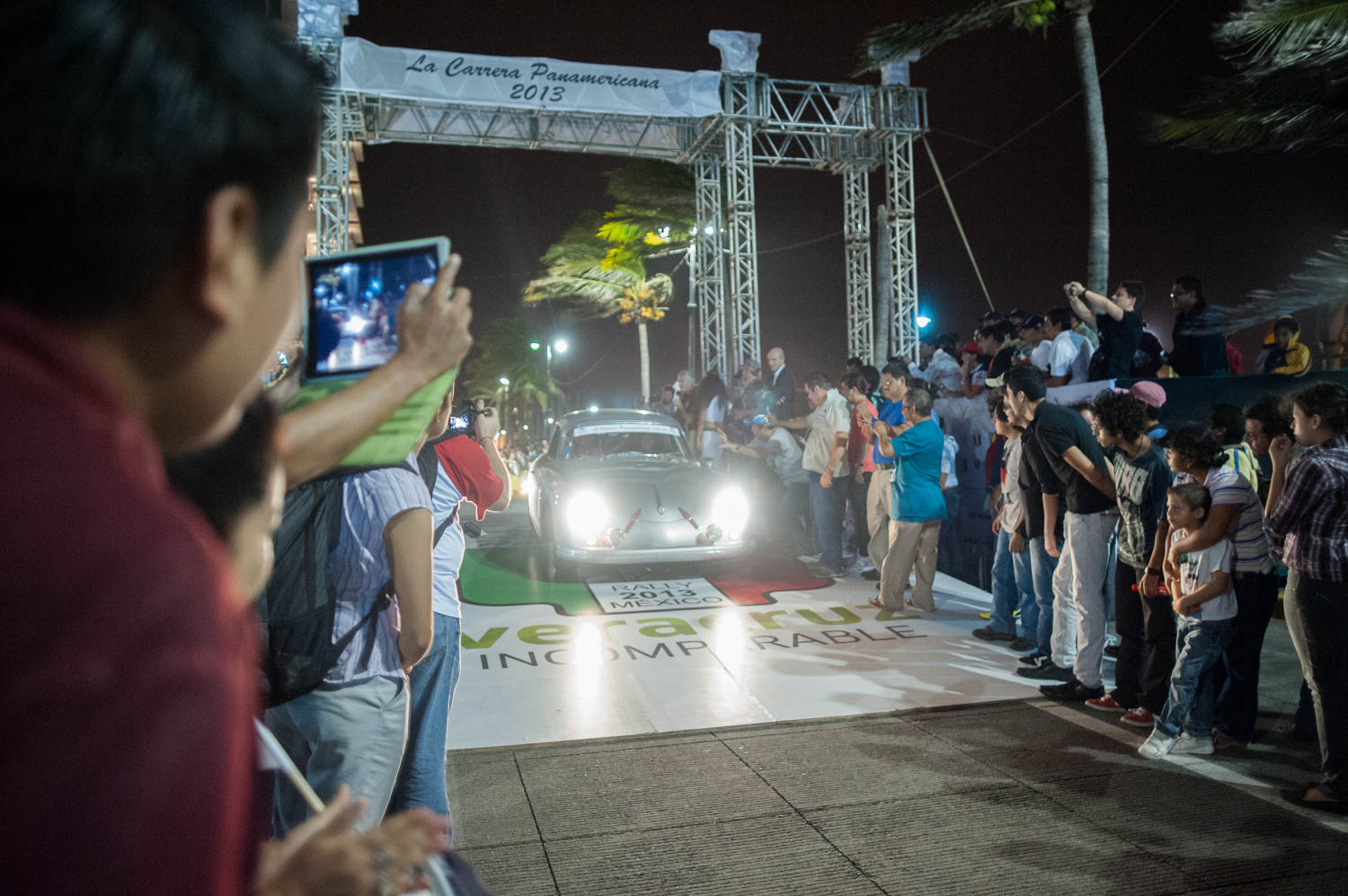 Porsche 356 finish