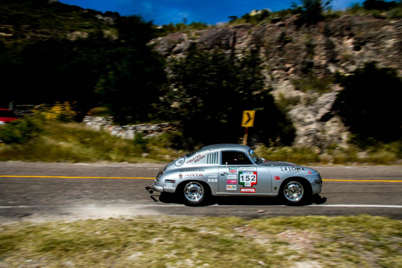 Renee Brinkerhoff Porsche 356 Valkyrie Racing