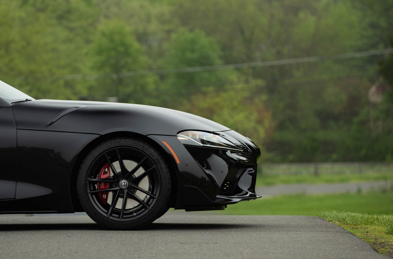 2020 Toyota Supra GR detail
