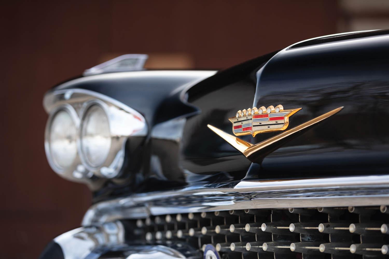 1958 Cadillac Eldorado Biarritz nose