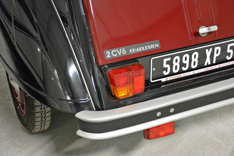 1990 Citroën 2CV Charleston