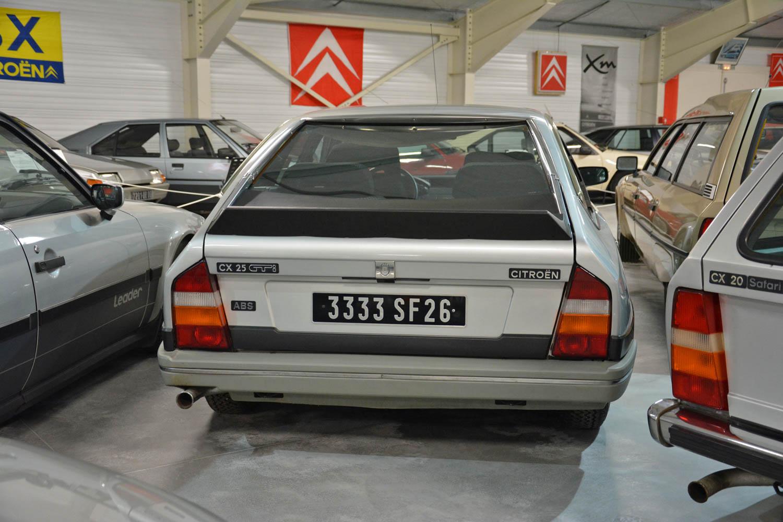 1987 Citroën CX REGAMO prototype rear