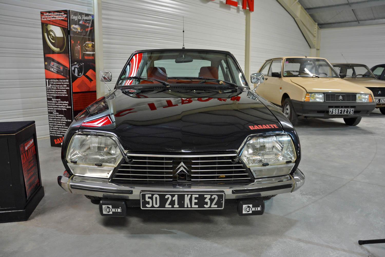 1978 Citroën GS Basalte front