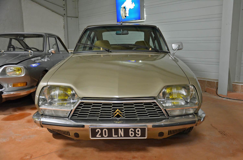 1974 GS Birotor front