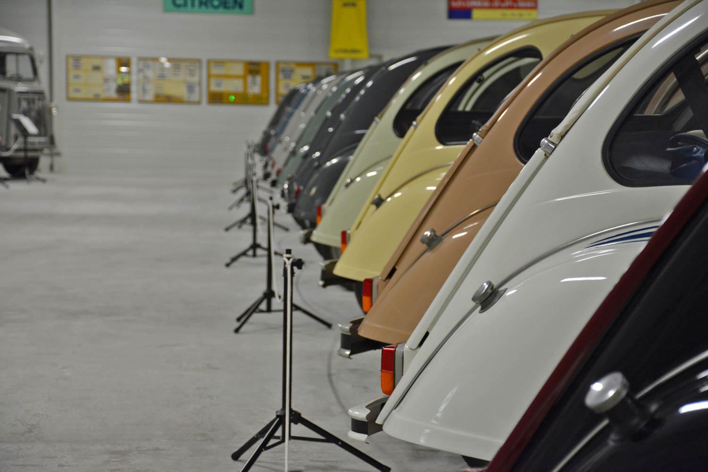 Ronan Glon Citroën Museum
