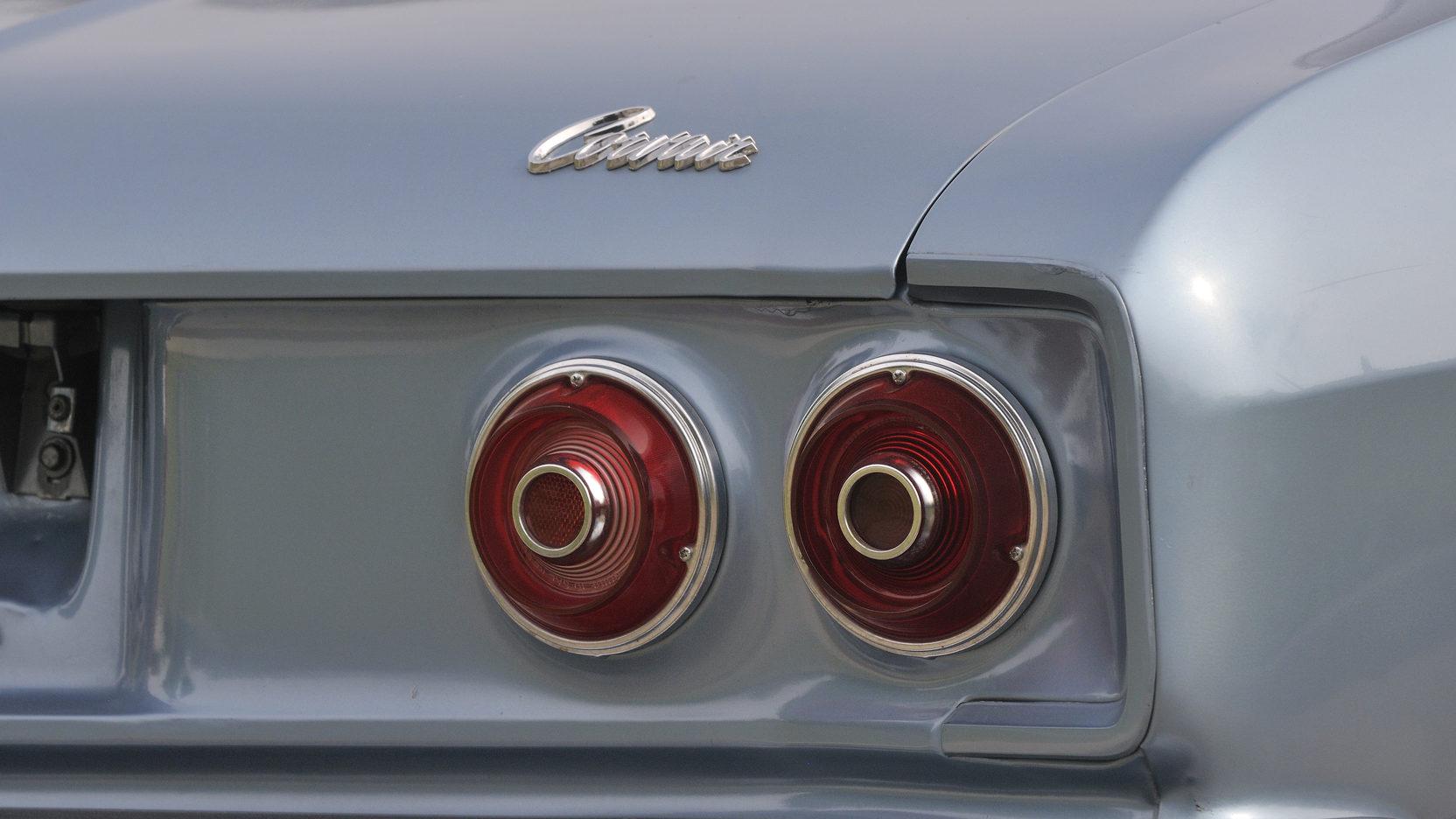 1969 Chevrolet Corvair 500 badge