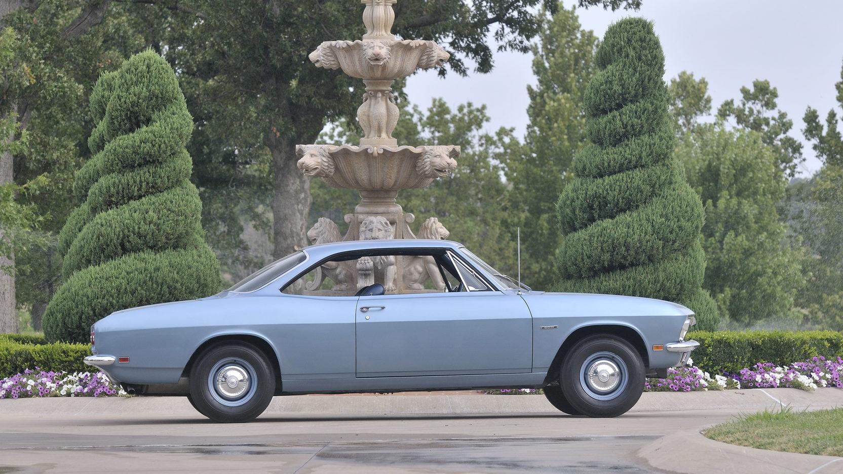 1969 Chevrolet Corvair 500 profile