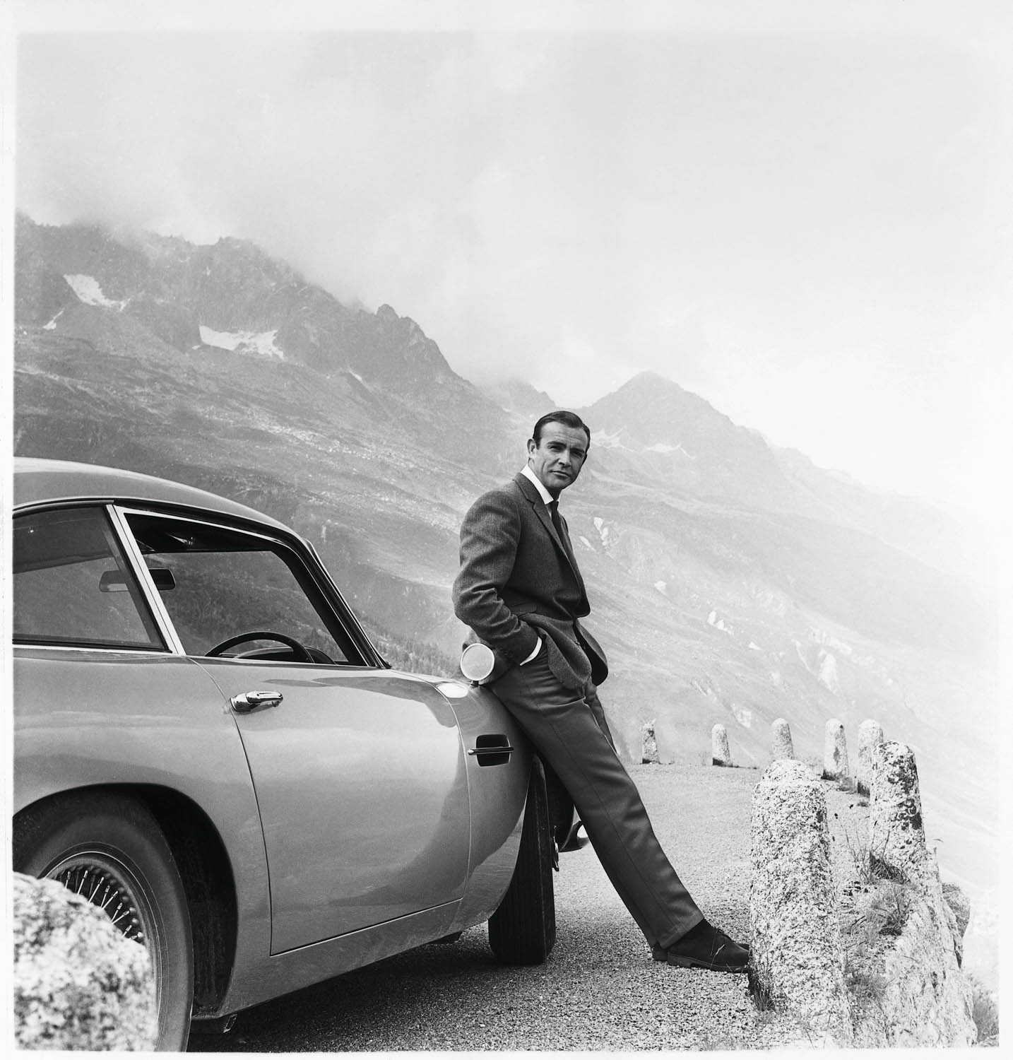 Goldfinger DB5